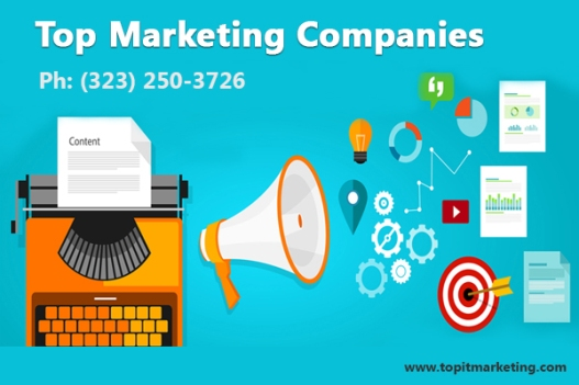 top marketing companies